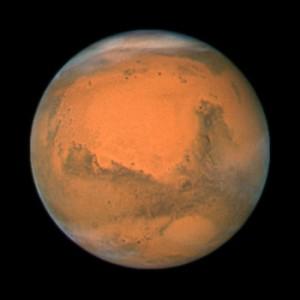 火星 mars 宇宙情報センターのサイトより (c)NASA, ESA, the Hubble Heritage Team (STScI/AURA), J. Bell (Cornell University), and M. Wolff (Space Science Institute, Boulder)